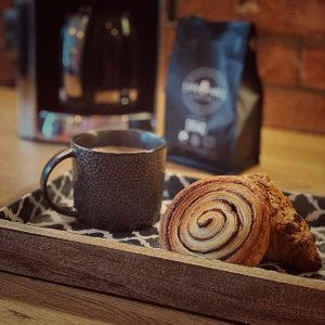 Coffee & Danish