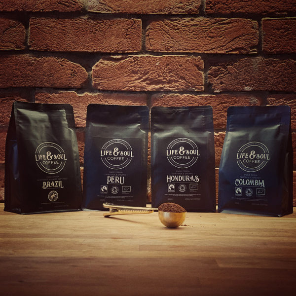 Barista Quality Coffee Range