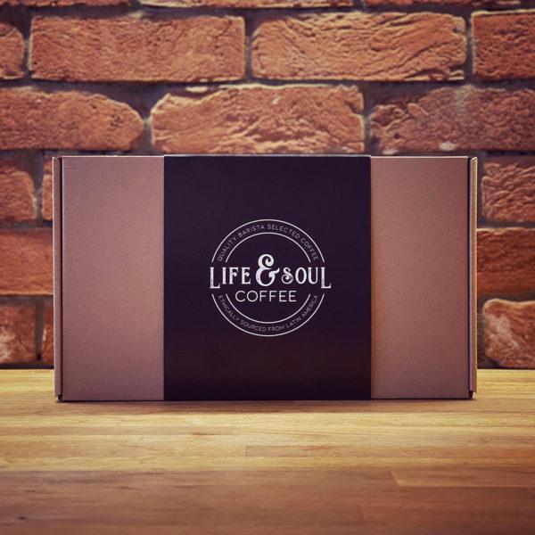 Life & Soul Coffee Gift Box
