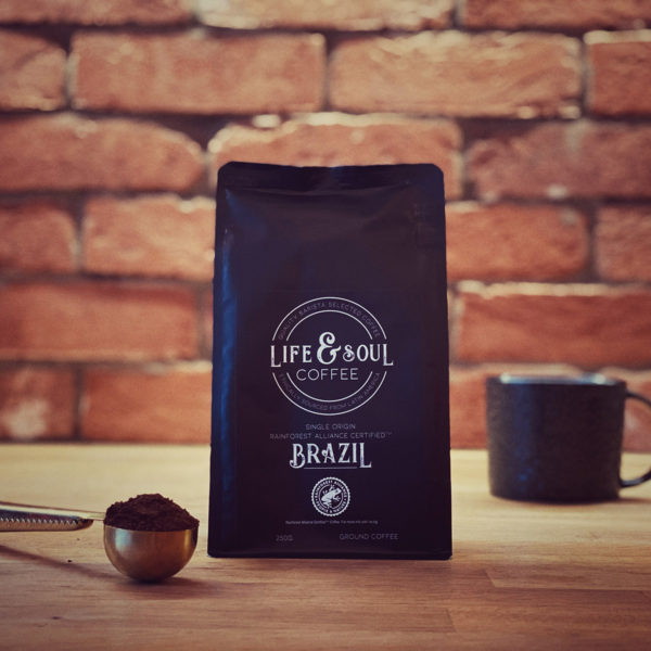 Barista Quality Coffee From Brazil