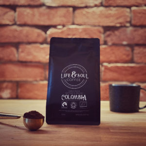 Barista Quality Coffee From Colombia