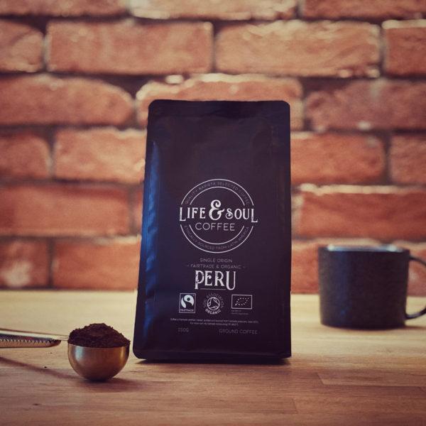 Barista Quality Coffee From Peru